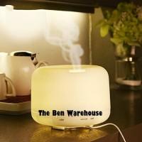 Alat Pelembab Ruangan Humidifier Smart Lamp 500mL