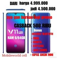 VIVO V11 PRO RAM 6/64GB GARANSI RESMI 1 TAHUN VIVO