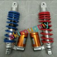 shockbreaker motor mio beat vario scoopy tabung bawah fast bikes 31cm