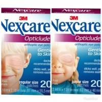 NEXcare Terapi Lazy Eye Patch Amblyopia Orthoptic penutup mata malas