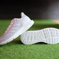 ORIGINAL Sepatu Adidas Cosmic 2 Grey Silver Running Sneakers