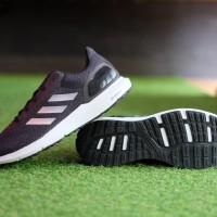 ORIGINAL Sepatu Adidas Cosmic 2 Coreblack Silvermatte Running Sneakers