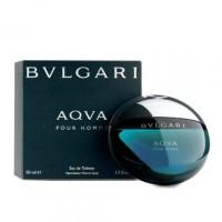 Parfum Pria Original Bvlgari Bulgari Aqua Aqva For Men Asli Ori Reject