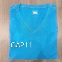 Kaos Gap Men Basic T-shirt Original Tosca