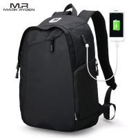 Mark Ryden Tas Ransel Laptop Multi Space dengan USB Charger Port - MR6