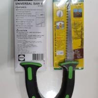 SELLERY Gergaji Serbaguna Universal Hand Saw 6 inch 81 819 Terlaris