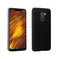 I-Zore Creative Casing Soft Casing Xiaomi Pocophone F1 - Hitam