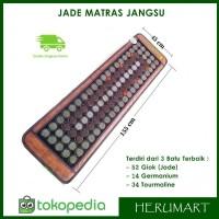Jade Matras Giok Germanium - Kasur Jangsu - Kasur Kesehatan Terapi