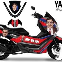 Decal yamaha nmax MR BEAN