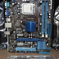 Motherboard Intel LGA 775 G41 plus processor Core2Quad