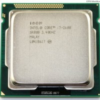 PROCESSOR INTEL CORE I7 2600 (3.4Ghz) TRAY + FAN LGA1155