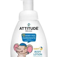 ATTITUDE BABY BODY LOTION ALMOND MILK 300ML