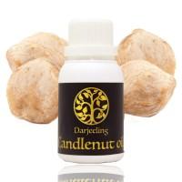 100ml Minyak Kemiri | Candlenut Oil 100% Murni Carrier Oil