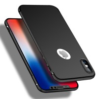 Slim Silicon Iphone X / XR / XS Max Softcase Case Soft Casing Silikon