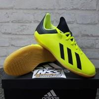 Sepatu futsal anak Adidas X Tango 18.4 IN Junior Original DB2433 jr