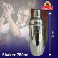 Shaker Stainless 750ml-Alat Pengocok Minuman