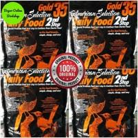 Makanan Burung Murai AMS gold 35 daily food 2nd step