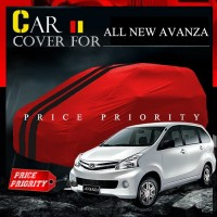 Limited Body Cover Sarung Mobil Warna Premium Avanza Xenia Waterproof