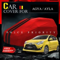 Limited Cover Mobil AGYA AYLA Body Cover AGYA AYLA Sarung Mobil Water