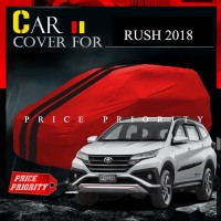 Limited Body Cover Sarung Mobil ALL NEW RUSH Cover Mobil Warna RUSH 2
