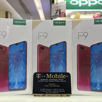 Oppo F9 PRO 6/64Gb Starry Purple Ready Garansi Resmi OPPO 1 Tahun