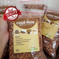 Coco Husk Reptile Bedding Substrate / Alas Kandang Reptil