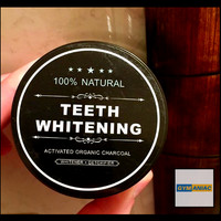 CHARCOAL WHITENING TEETH SUPER WHITE LIGHT PEMUTIH GIGI ARANG PERMANEN
