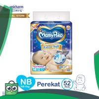 MamyPoko Popok Perekat Extra Soft - NB 52