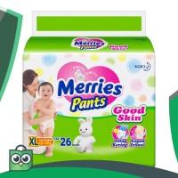 Merries Pants Good Skin M34 / L30 / XL26 - RUMAH SUSU