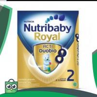 Nutribaby royal 2 uk 400gr exp okt 2019