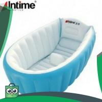 Intime Baby Bath Tub / Bak Mandi Bayi   Bonus Pompa