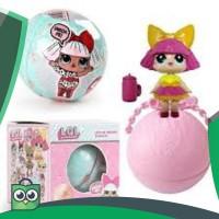 LOL SURPRISE DOLL Baby Tear Open Color Change Egg Dol