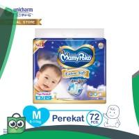 MamyPoko Popok Perekat Extra Soft - M 72