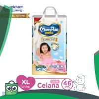MamyPoko Popok Celana Extra Soft - XL 46 - Girls