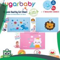 Perlak Ompol Bayi Karet Sugar Baby Sugarbaby Organic Healthy Cot