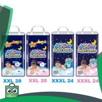 MamyPoko Popok Junior Night Pants - Boys/Girls - XXL28/XXXL24