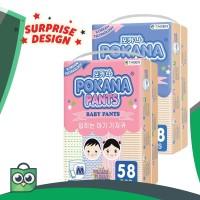 Pokana Pants Surprise Desain M 58