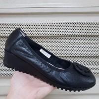 Sepatu Wanita Clarks W318 Wedges 5 Cm / Sepatu Kerja Wanita