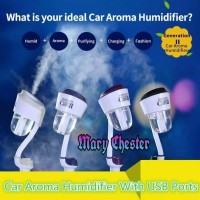 BEST QUALITY Terlaris Nanum II Car Humidifier Diffuser Aroma Therapy