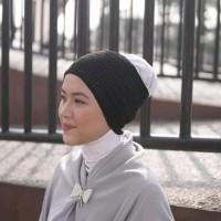 Jual Ciput Jilbab Wanita Rajut Murah