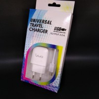Charger casan VIVO 2A Kabel Usb Micro ORI OEM Travel Charger