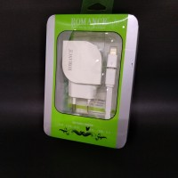 Romance Charger Casan 2A Usb Cable micro dan Lighting Original 100%