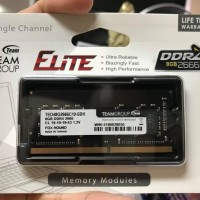 Memory Ram Laptop Team Elite SODIMM SO-DIMM DDR4 8GB 2666Mhz