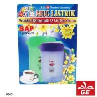 TEKO ELEKTRIK Electric Kettle SAP-2001 7040