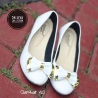 GURU - Dalleya sepatu pantofel wedges hak tinggi polos murah