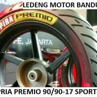 Premio 90/90-17 Sportivo Ban Tubeless Aspira Duo Massimo Motor Sport