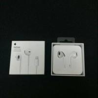 Handfree Iphone 7 / 7+ Original 100% earphone headset dijamin Original