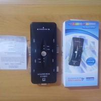 KVM SWITCH USB 4 PORT / KVM SPLITTER USB 4 PORT
