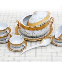 Premium Mangkuk Sup Set VICENZA B692
