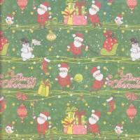 "Kertas Kado Sansan Wawa 2148 Christmas"""